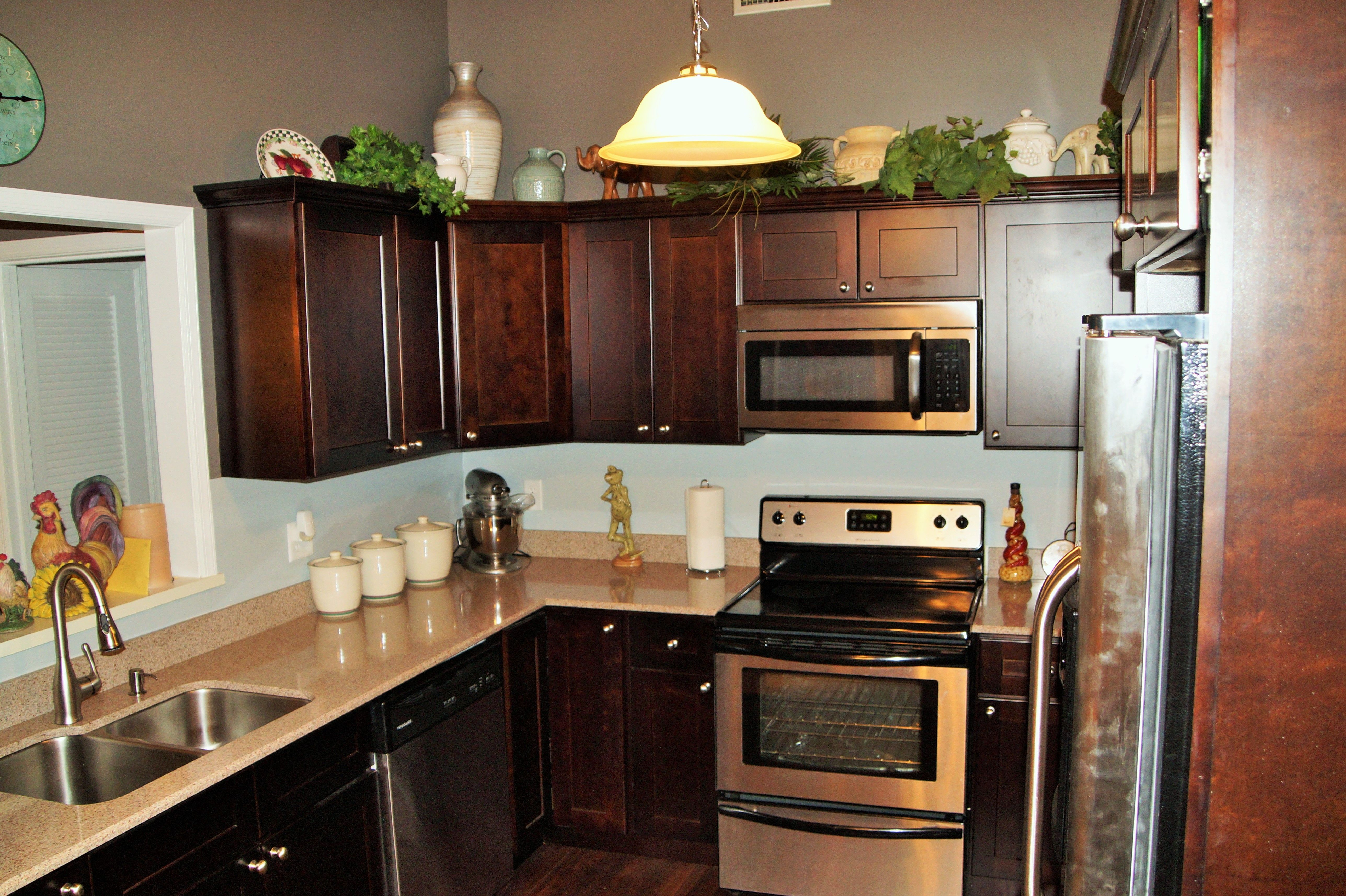Kitchen Remodel By Christy B Of Phenix City Al This Was Our 2nd