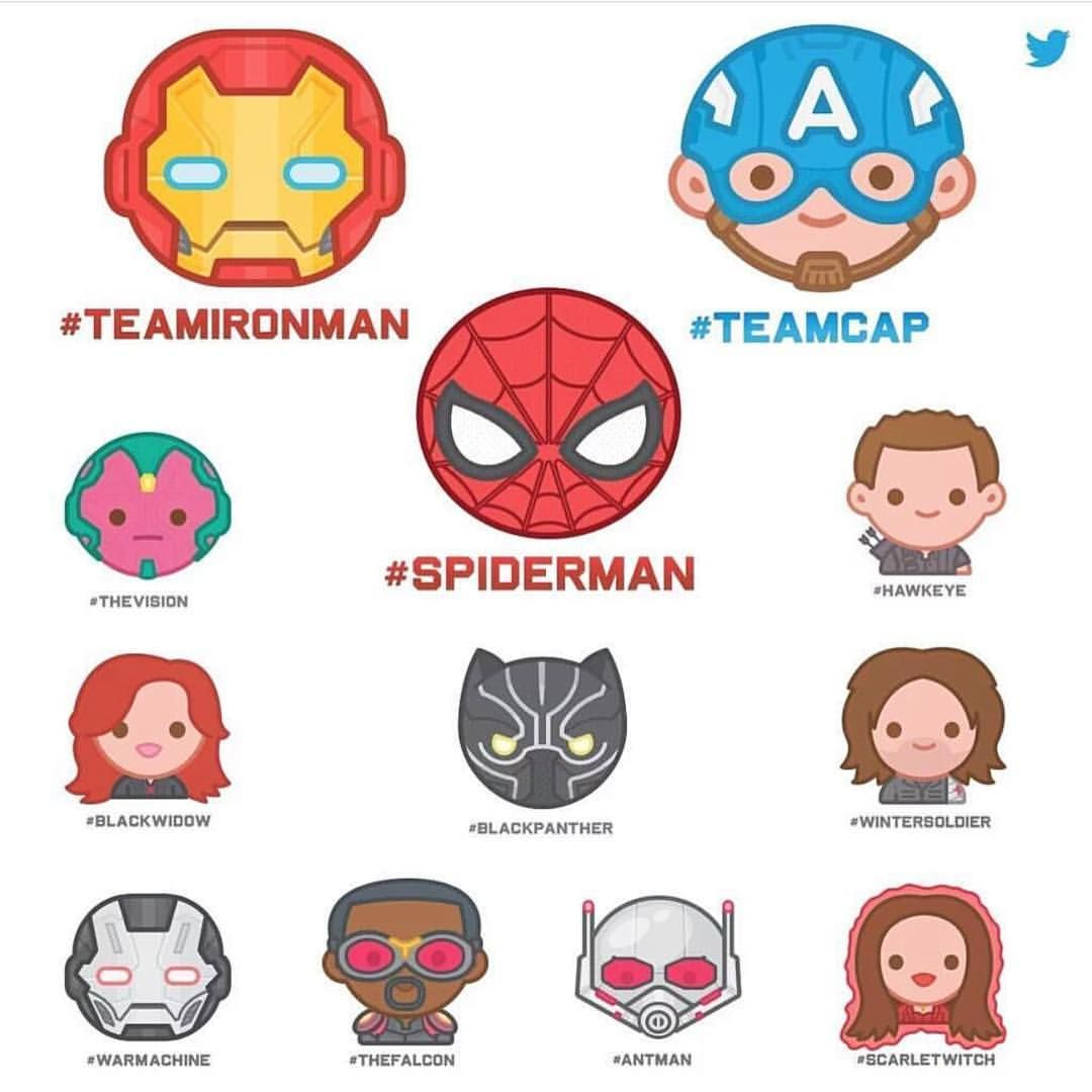 0d00f40a775e Twitter Marvel Emojis  marvel  marvelcomics dccomics ironman batman superman superhero captainamerica cartoon thor anime comics  avengers hulk flash arrow  ...