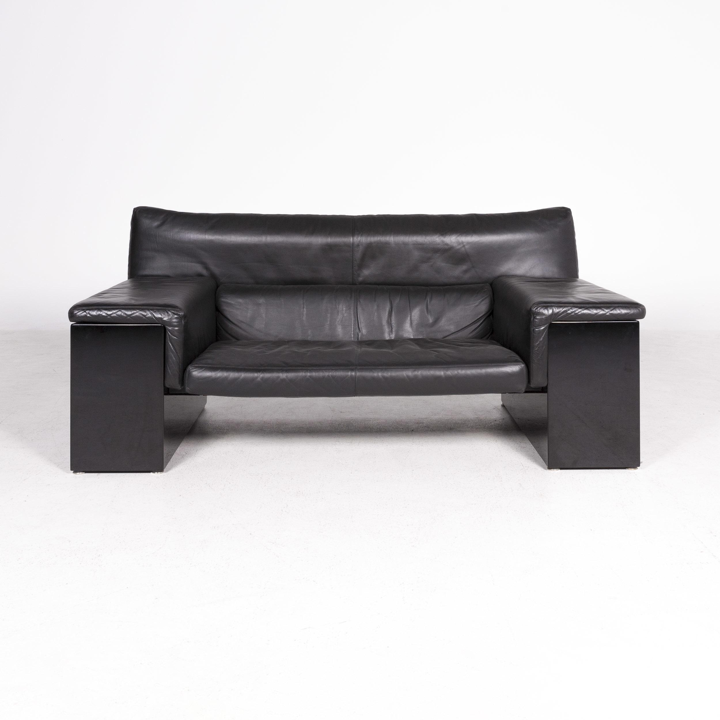 Cini Boeri Designer Leather Sofa
