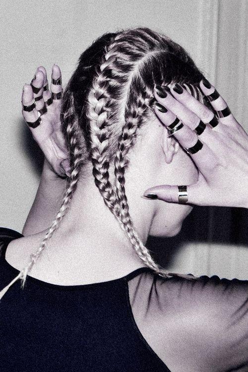 Pin di Chromozome **¥ su swell hair | Idee per ...