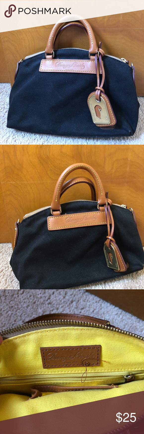 045e3006d932 Dooney and Bourke small purse Great purse