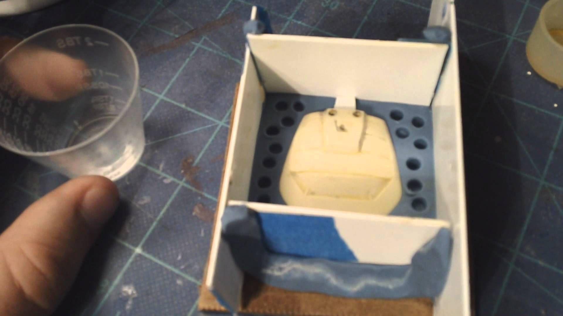 Tutorial: Resin Casting | Crafting Personal Shrines | Resin