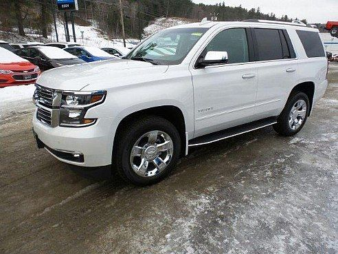 2017 Chevrolet Tahoe Premier Iridescent Pearl Tricoat Montpelier Vt New Chevy Silverado Chevy Trucks Chevrolet Tahoe