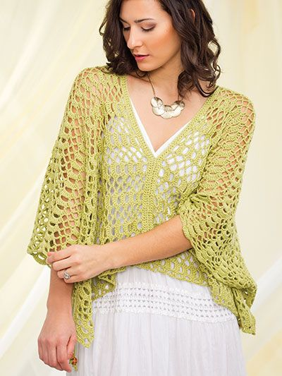 Instantly Download 26 Crochet Patterns That are Perfect for Summer 2 rectangles maybe, Crochet a light weight summer cover up pattern