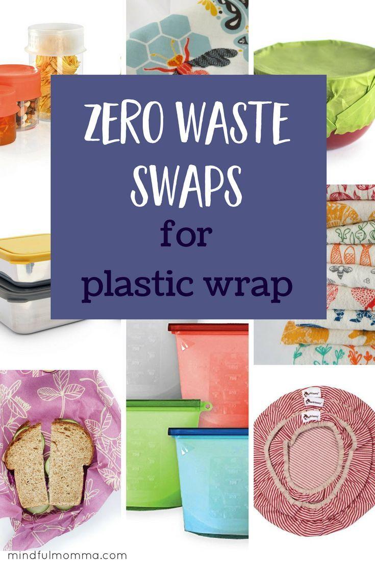 8 Alternatives To Plastic Wrap For A Zero Waste Win Zero