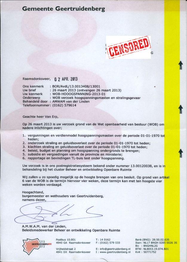 WOB-HOOGSPANNING-2013-01_ontvangstbevestiging_13.00120038_02-04-2013