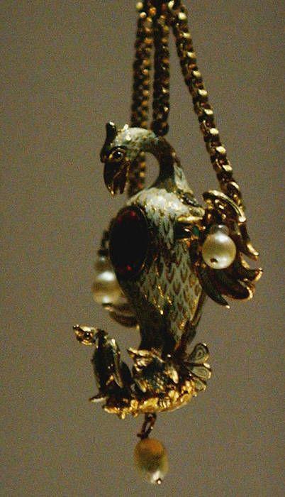 Queen Elizabeth 1 Jewelry Queen elizabeth i pelican cup