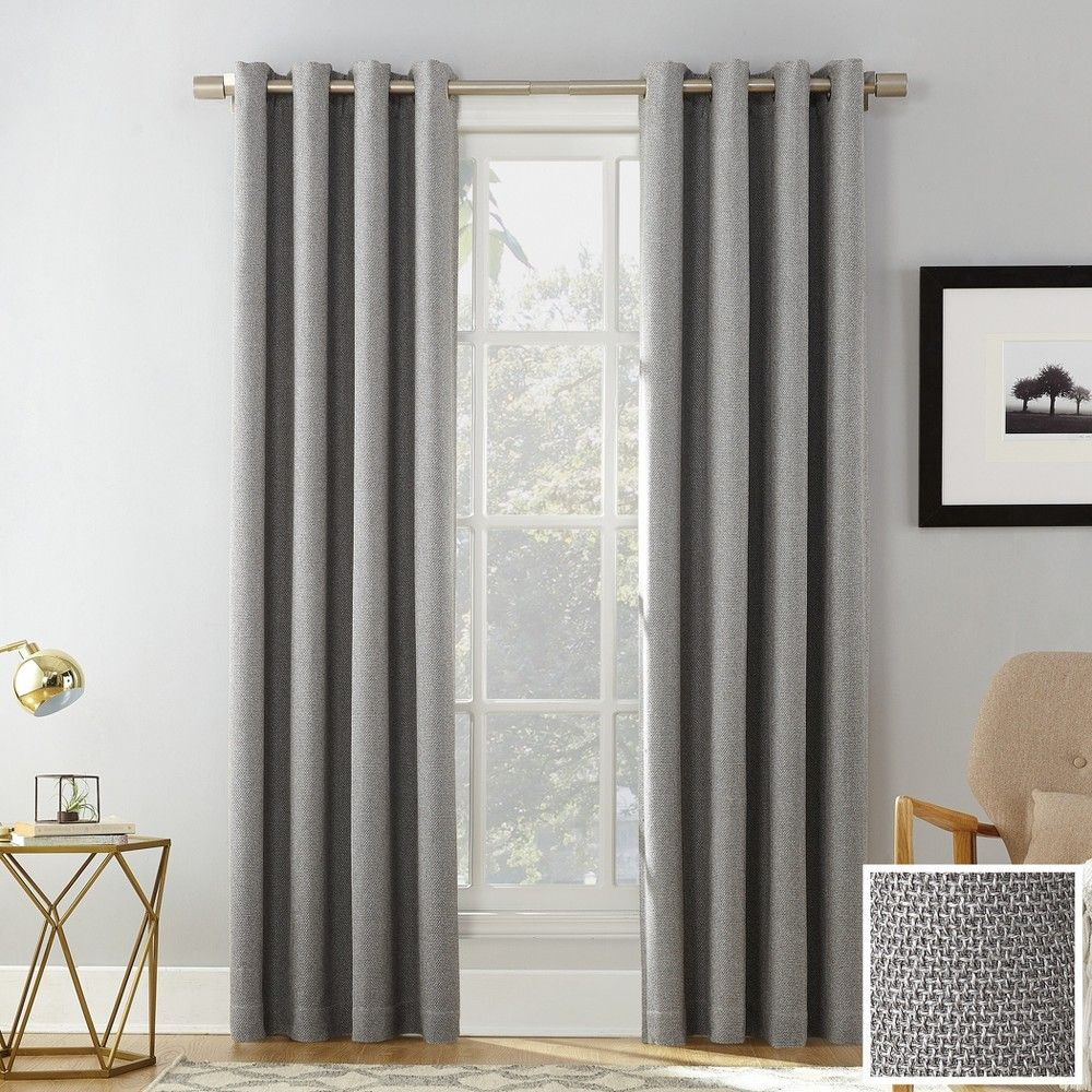 Blackout Grommet Curtain Panel