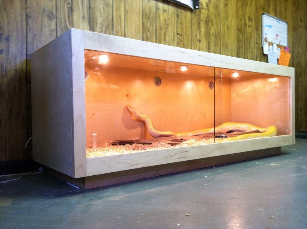 Relateret Billede Snake Cages Diy Reptile Reptile Enclosure