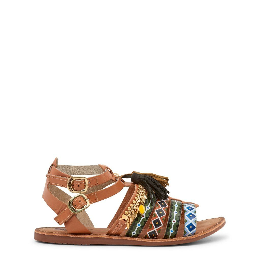 3a6ed8d5ceca1 Gioseppo brown summer sandals in 2019 | chaussures dame | Ankle ...