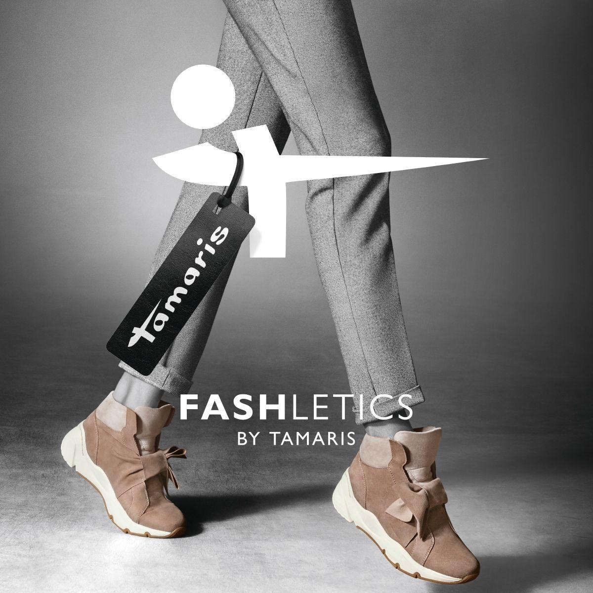 FASHLETICS by Tamaris Art. Nr.: 26404 (erhältlich ab September)