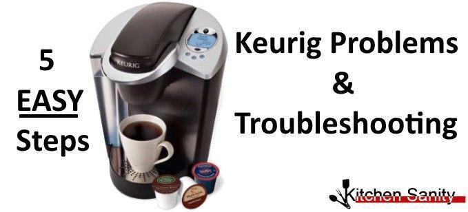 Keurig Troubleshooting How To Fix 17 Common Problems Keurig
