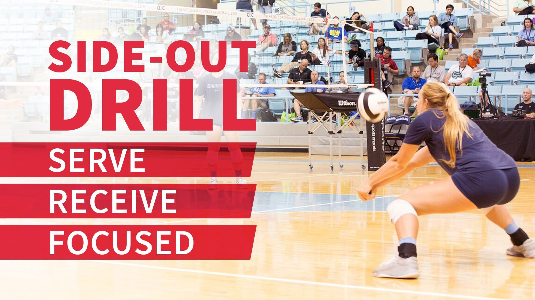 Serve Receive Focused Side Out Drill The Art Of Coaching Volleyball Volleyball Drills Coaching Volleyball Volleyball Skills