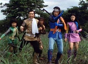 変身忍者 嵐 特撮時代劇の仮面ライダーになれなかった変身ヒーロー 忍者 嵐 変身
