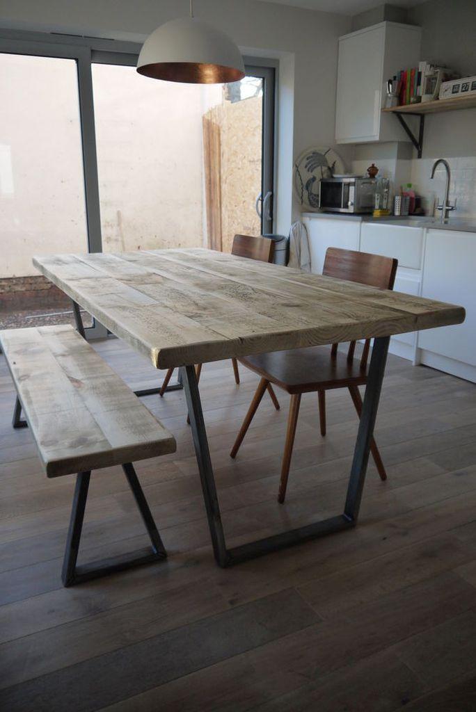 40 Creative And Elegant Apartment Industrial Furniture Inspiration