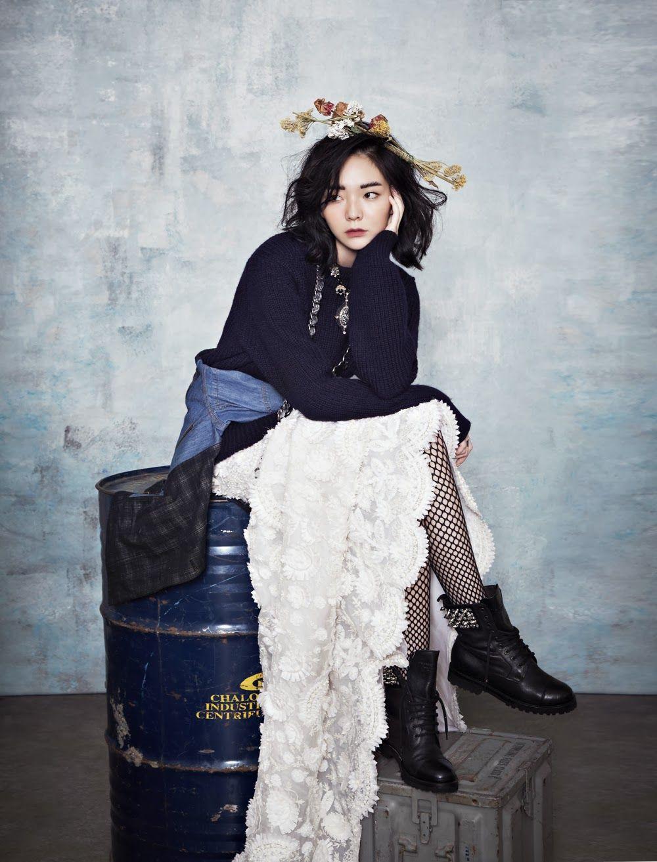 Lee Som - InStyle Weddings Magazine October Issue '13
