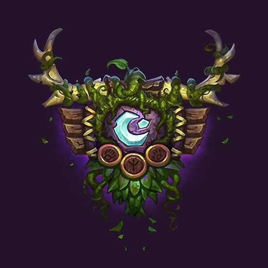 Druid Crest | Character - Cylerea Moonwhisper | World of