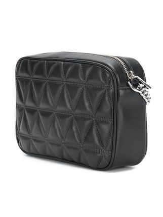 1c214b16467c Michael Michael Kors Ginny Grommeted Quilted Cross Body Bag - Farfetch