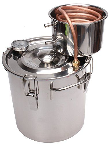 Home Brew Wine Making Accessories: 3 Gal Home Brew Distiller
