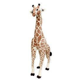 Melissa & Doug Deluxe Plush Giraffe : Target Mobile