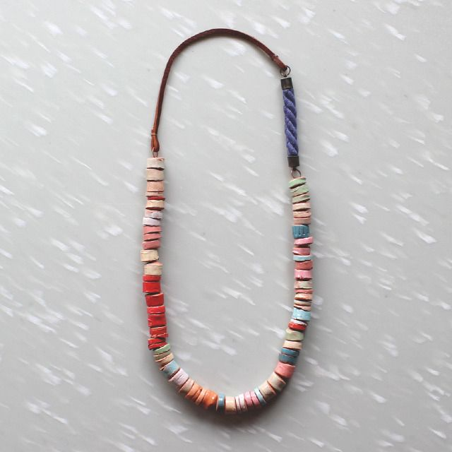Terra Necklace at SHIP & SHAPE
