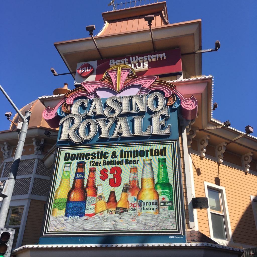 Find Cheap Drinks On (and Near) The Strip - 2020