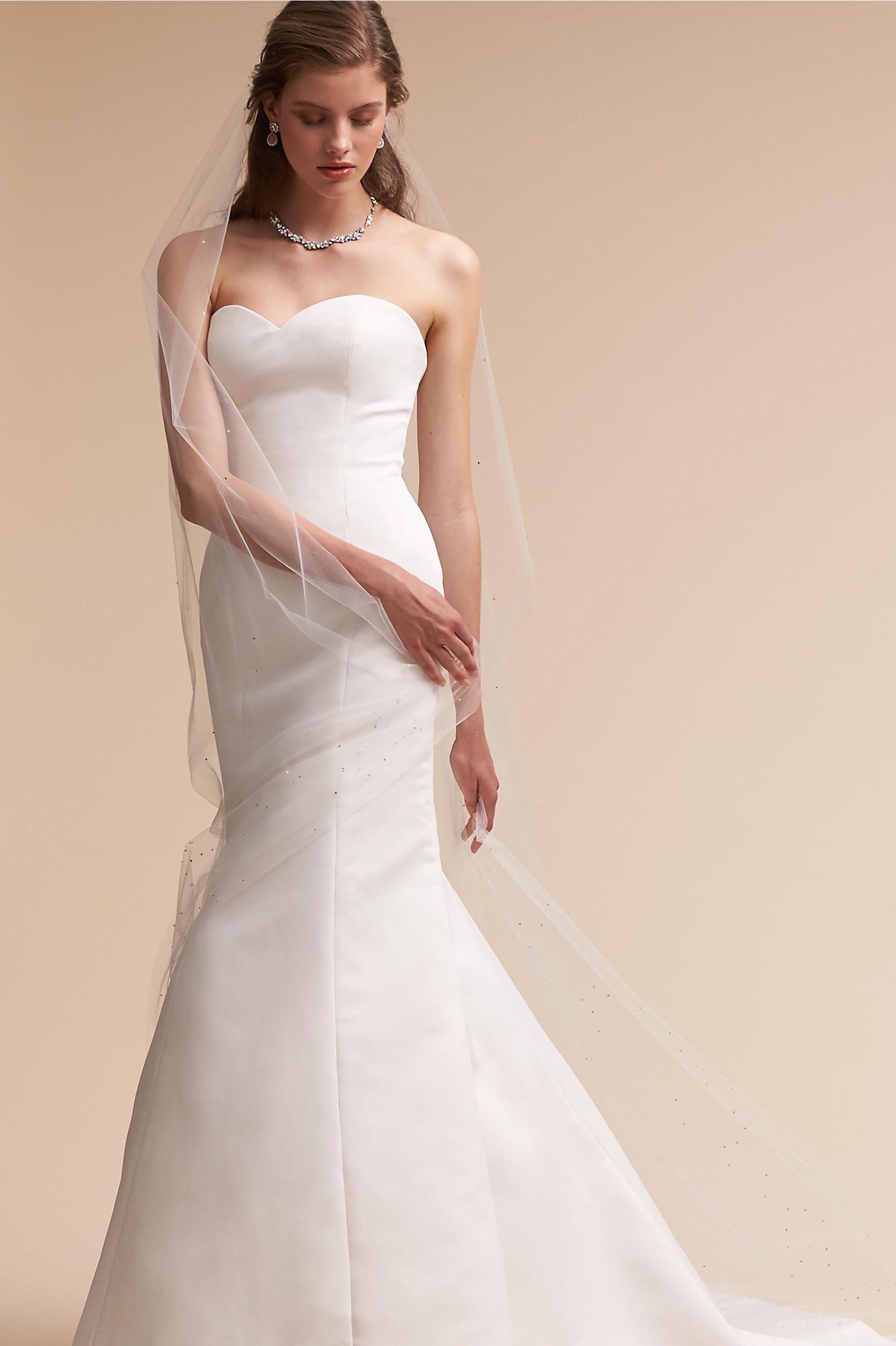 BHLDN\'s Va Et Vien Ritz Gown in Ivory