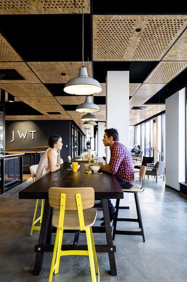 Gallery Australian Interior Design Awardsjwt Sydney Headquarters