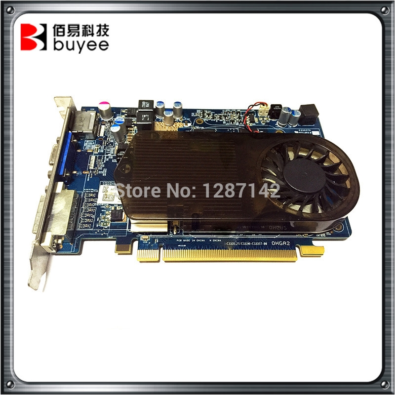 51.05$  Buy here - http://alist6.worldwells.pw/go.php?t=32400536683 - Original For DEL ATI HD6670 1GB DRR5 Graphic Cards GPU VGA Video Card Replacement 51.05$