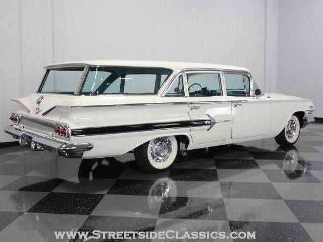 60 Chevrolet Nomad Wagon Vans And Wagons Chevrolet Station