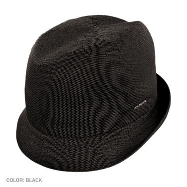 7b102a791dfb6 Keeping with the charming fedora syle this airy Recycled Tropic Duke will  absolutely keep you classy and cool.