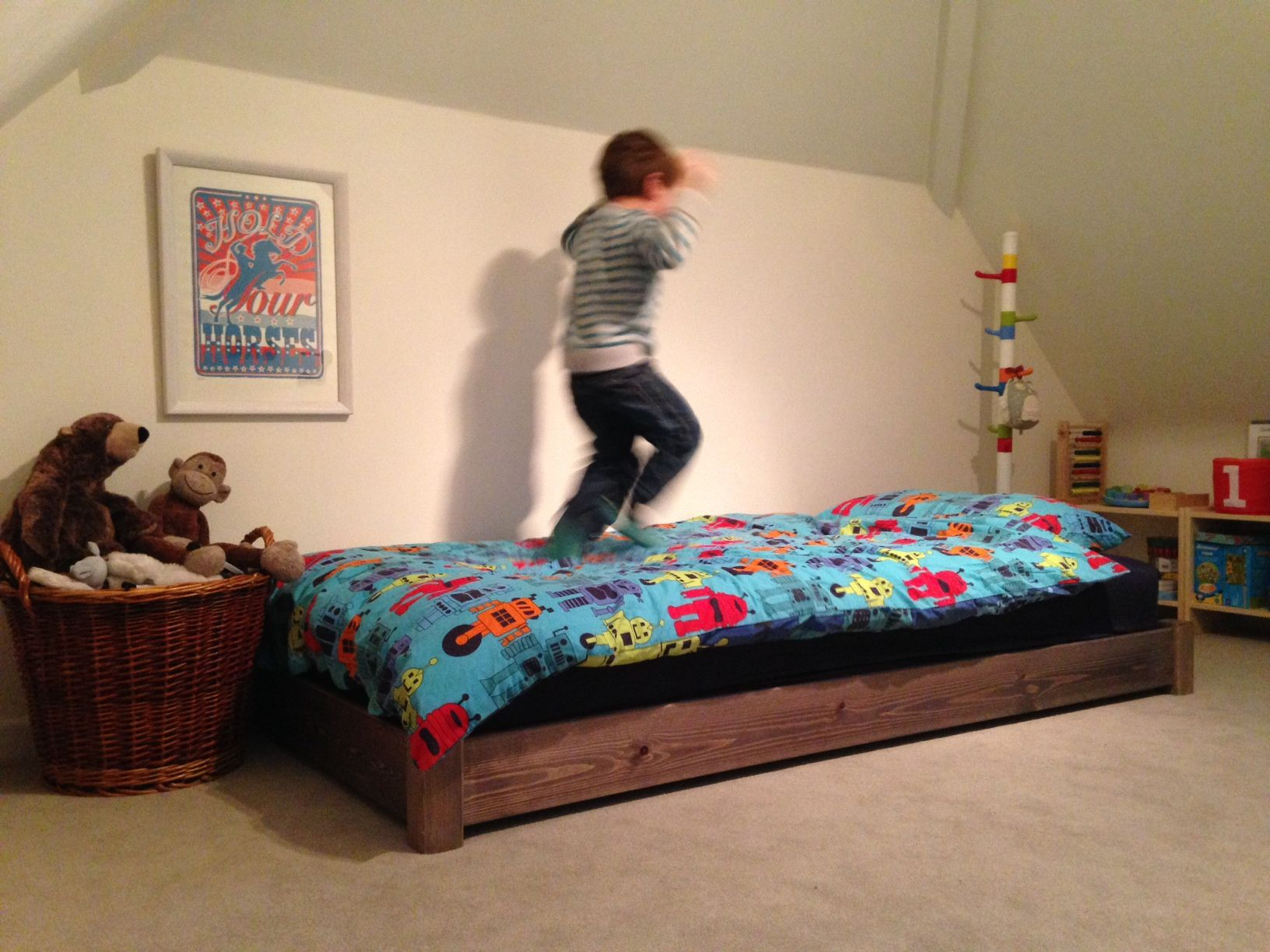 someone is enjoying their low platform bed frame low platform bed