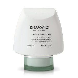 Product I use to get ready in the morning: Pevonia Gentle Exfoliating Cleanser