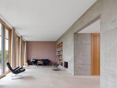 Wohnhaus in Stuttgart - Stuttgart, Germania - 2013 - (se)arch architekten #living #design