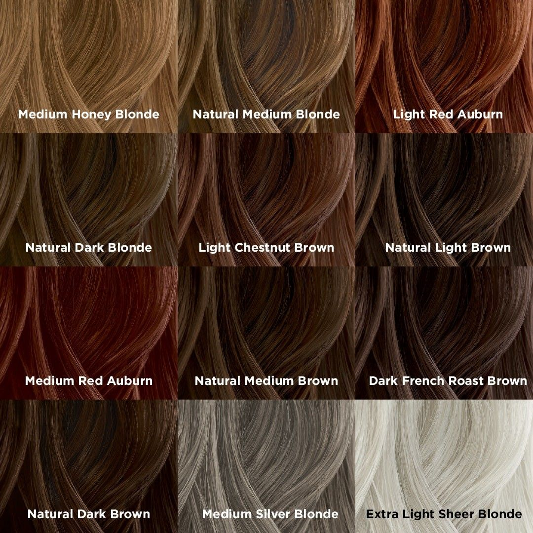 Hair Colors for Chi Coloring Kit
