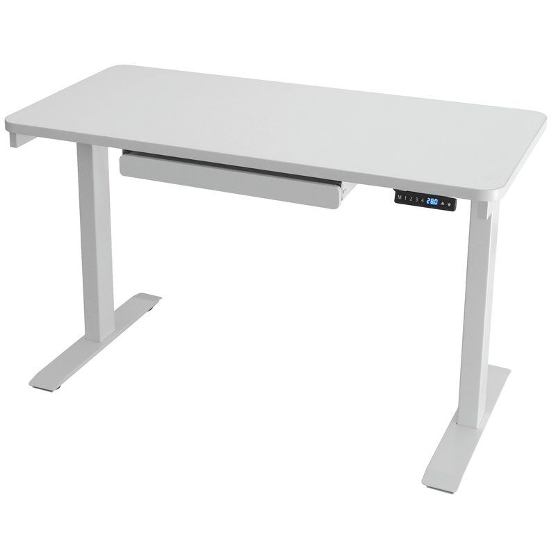 Symple Stuff Electric Standing Desk Reviews Wayfair Standing