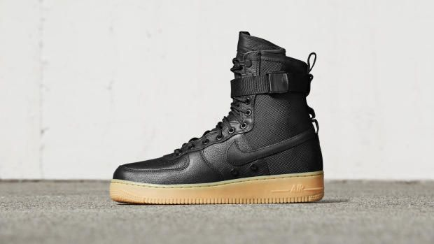 The Air Force 1 gets a tactical upgrade   Nike shoes outlet