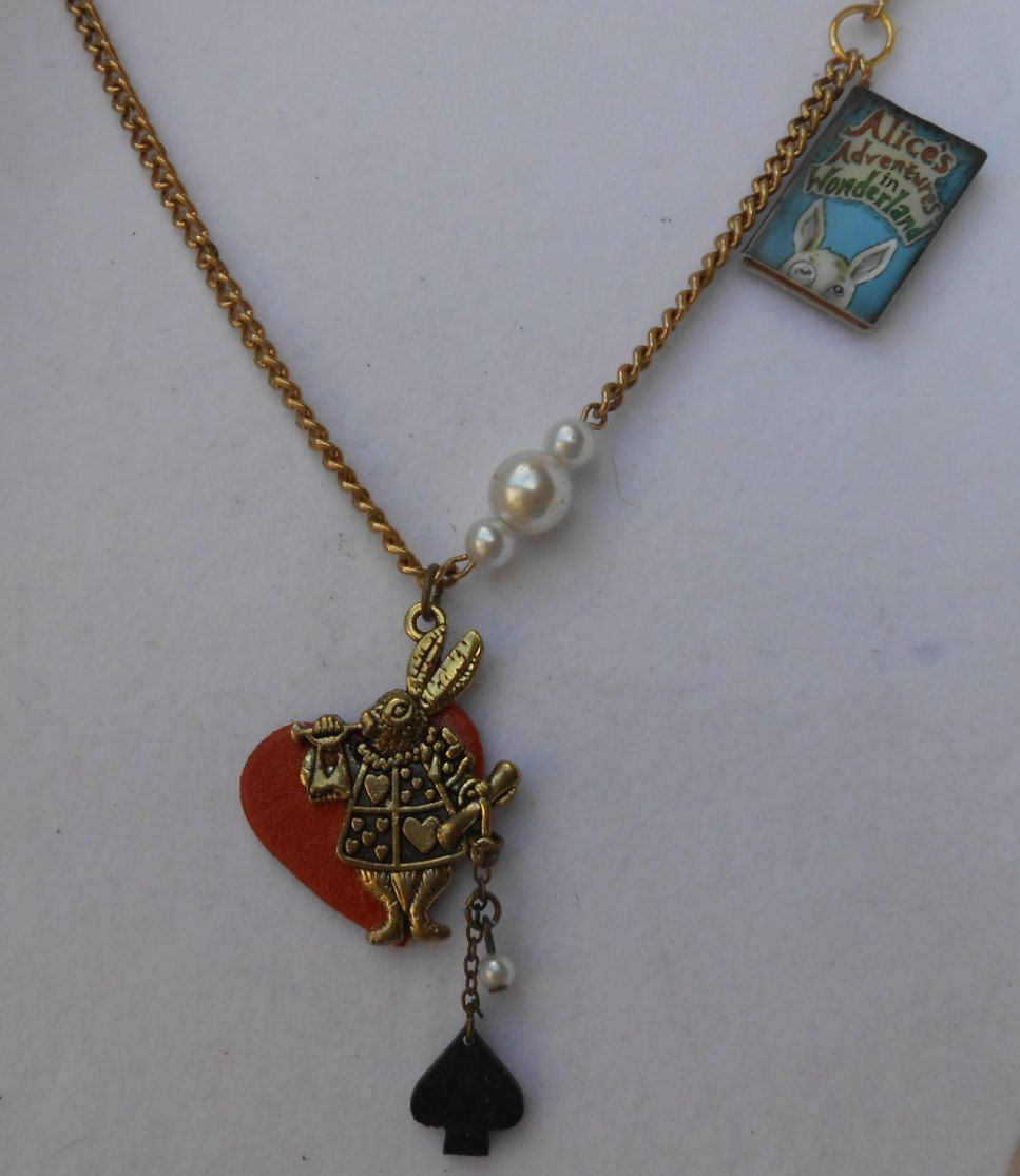 Tear of Assemblage drop necklaces for ladies rare photo