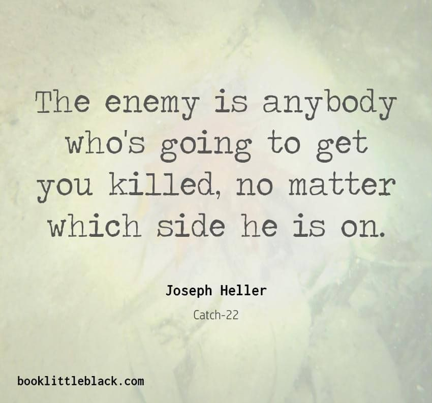 Catch 22 Quotes Awesome Catch48 Quote By Joseph Heller Literature Quotes Pinterest