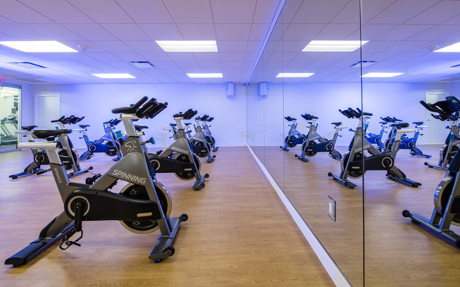Flooring For Amenity Fitness Centers Wellness Design Floor Workouts Gym Design
