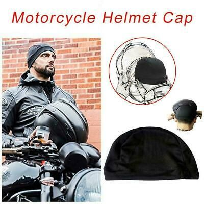 Motorcycle Helmet Inner Cap Quick Dry Breathable Hat Bicycle Racing Under Beanie
