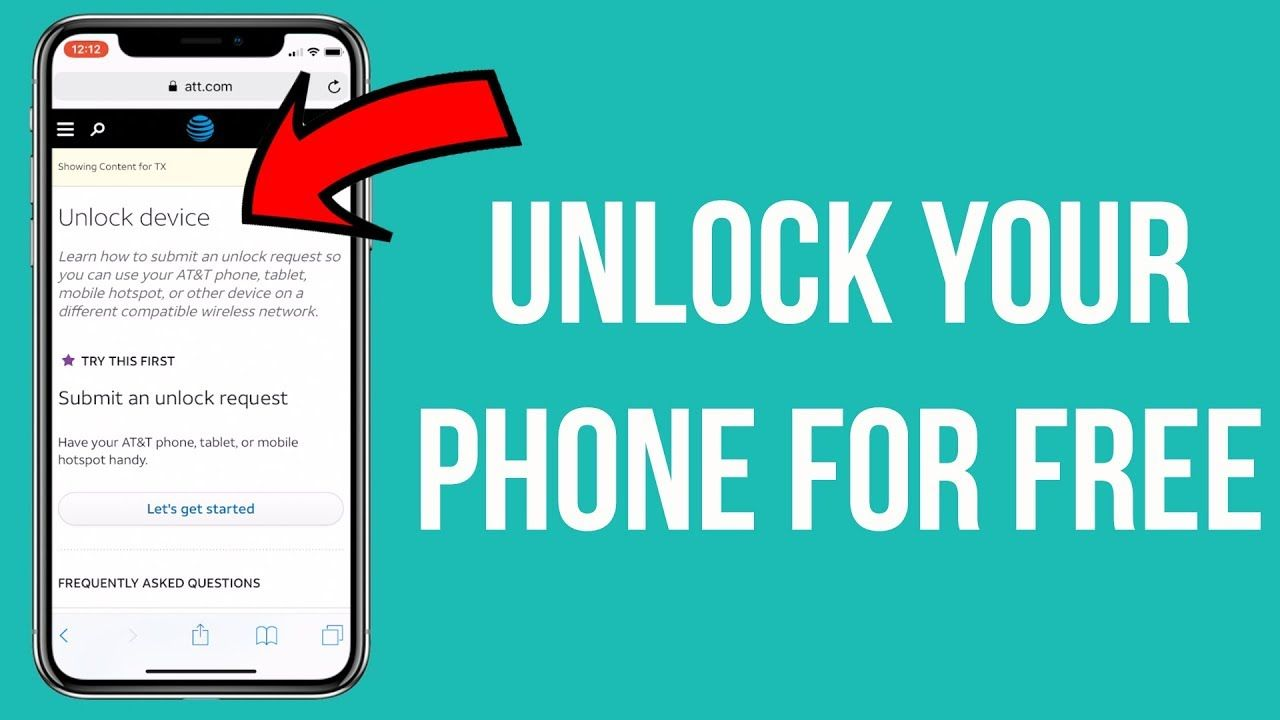 How To Carrier Unlock Your Iphone Or Android For Free Use Any Sim Card On Your Iphone Or Android Unlock Iphone Unlock Iphone Free Unlock My Iphone