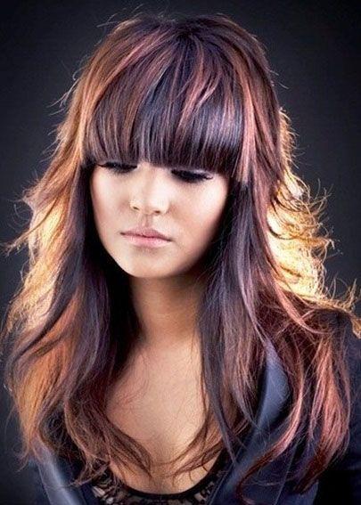 Tagli capelli lunghi effetto extension