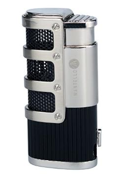 Best Torch Lighter 2019 Mantello Catador Triple Jet Flame Butane Cigarette Torch Lighter