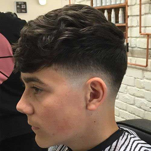 Taper Hairstyles the classic taper haircut 2 Tapered Undercut Mens Hairstyles