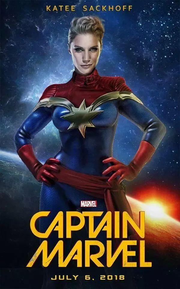 captain marvel dc film