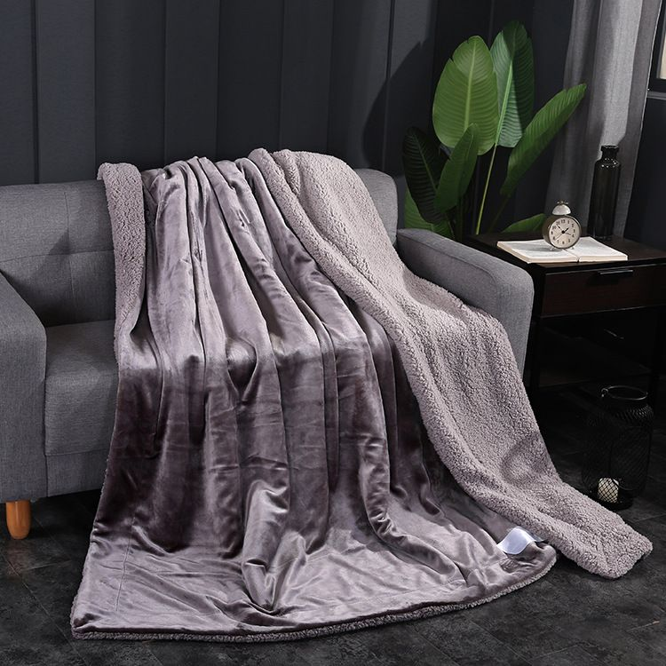 Find More Blankets Information About Home Textile Blanket Summer Solid Color Super Warm Soft Throw On Sofa Bed Travel Plaids Bedspreads Sheets