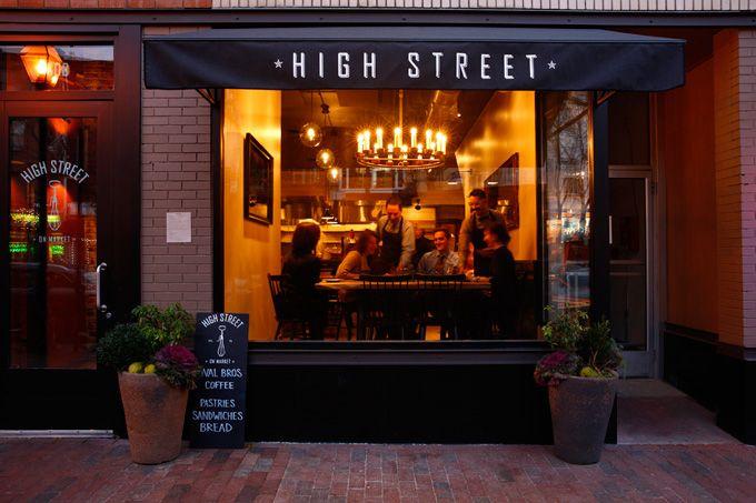 Del Posto Chef Mark Ladner Visits Eli Kulp S High Street On Market And Fork To Dish Gluten Free Pasta Thursday October 2 Philadelphia Restaurantsphilly