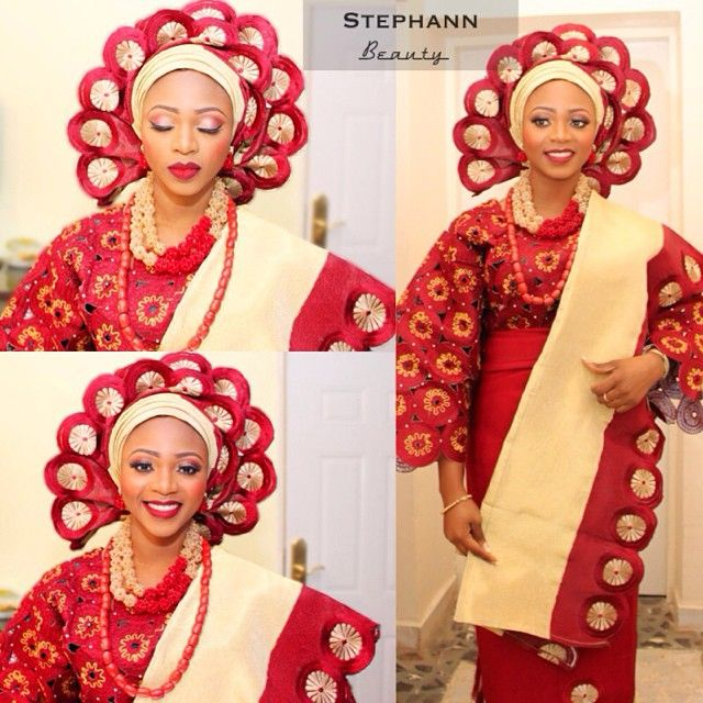 Get super gorgeous for your wedding with these Traditional Bridal - artistic skills