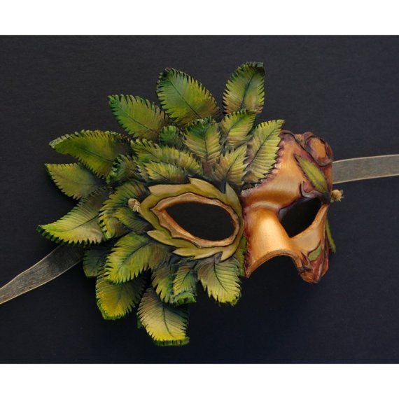 Last of the Elms - Leather Mask